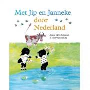 Met Jip en Janneke door Nederland - Annie M.G. Schmidt