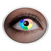 Bach Optic Lentilles arc-en-ciel(UV Rainbow)