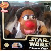 Playskool Mr. Potato Head Princess Tater Star Wars Edition