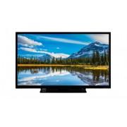 "Toshiba 32W1863DG LED TV 32"" HD Ready DVB-T2 black uni-stand"
