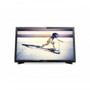 Philips 4200 series ultraslanke full hd led-tv 22pfs4232/12