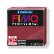 Gyurma, 85 g, égethető, FIMO Professional, bordó