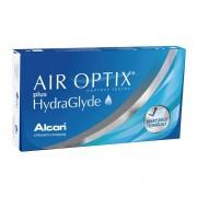 Alcon Air Optix plus HydraGlyde +1.50 mensuelles 3 lentilles de contact Alcon +1.50 Lotrafilcon A I 5 (Silicone Hydrogel)