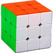 Wishkey Anti-pop 3x3 Stickerless Color Speed Cube
