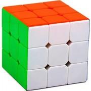 Wishkey Anti-pop 3x3 Stickerless Color Speed Cube
