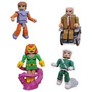 DIAMOND SELECT TOYS Marvel Minimates: X-Men vs. Brotherhood Minimates Box Set