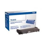 Brother TN2310 BK Black Laser Toner, Original