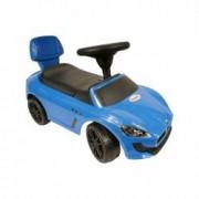 Masinuta de impins ARTI Maserati 353 - Albastru
