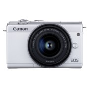 Canon EOS M200 Kit white + EF-M 15-45 IS STM