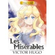 Les Miserables: Manga Classics, Paperback