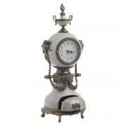 Ceas din lemn pentru decor perete Antiquite Paris 34 cm