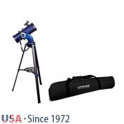 Meade StarNavigator NG 130 mm-es reflektor teleszkóp + utazótáska