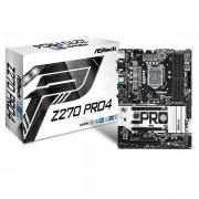 Asrock Intel 1151 Socket ATX MB ASR-Z270-PRO4-RMA
