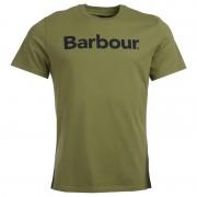 Barbour Logo Tee Men's Blå