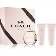 Coach Coach lote de regalo II. eau de parfum 90 ml + leche corporal 100 ml + gel de ducha 100 ml