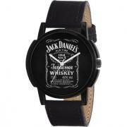 Timebre Men Women Jack Daniels Analog Watch