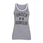 Under Armour Favorite Graphic Tank UA MD True Grey Heather