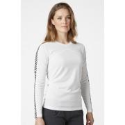 Helly Hansen fehér női póló, hosszú ujjú fehér