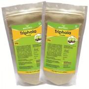 Biotrex Triphala Powder - Body'S Internal Cleansing (200g) Pack Of 2