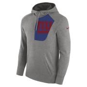 Sweatà capuche Nike Fly Fleece (NFL Giants) pour Homme - Gris