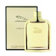 Jaguar Classic Gold 100Ml Per Uomo Senza Confezione(Eau De Toilette)