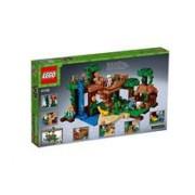 Set Lego Minecraft The Jungle Tree House