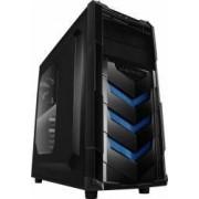Carcasa Raidmax Vortex V4 Black-Blue Fara sursa