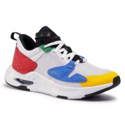 Обувки NIKE - Jordan Air Cadence CN3498 101 White/Game Royal/Black/Gym Red