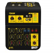 Consola Mixer Skp Mix Connect 6