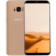 Samsung Galaxy S8 Dual Sim 64GB - Maple Gold