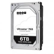 """HDD 3.5"""", 6000GB, Hitachi HGST Ultrastar 7K6, 7200rpm, 256MB Cache, SATA3 (HUS726T6TALE6L4)"""