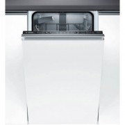 Bosch Serie 2 SPV25CX00G Fully Integrated Slimline Dishwasher - Black Control Panel with Fixed Door Fixing Kit - A+ Rated