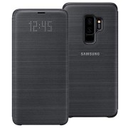 Samsung Galaxy S9+ LED View Cover EF-NG965PBEGWW - Zwart