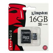 CARD DE MEMORIE KINGSTON MICROSDHC 16GB