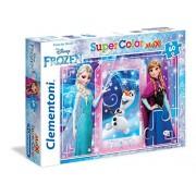 Clementoni Frozen - Magical Sisters Maxi Puzzle (60 Piece)