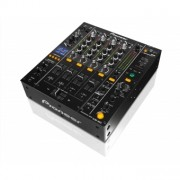 Pioneer DJM 850 Black - 4-Channel High-End Digital Mixer