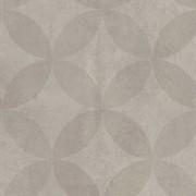 Tarkett Vinylgolv Tarkett Trend 240 Circle Flower Light Grey