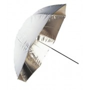Umbrela de reflexie aurie/alba 80 cm Falcon Eyes UR-32G