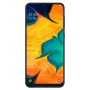 "Telefon Mobil Samsung Galaxy A30, Procesor Octa-Core 1.8GHz/1.6GHz, Super AMOLED 6.4"", 4GB RAM, 64GB Flash, Camera Duala 16+5MP, Wi-Fi, 4G, Dual Sim, Android (Negru)"