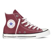 Converse CHUCK TAYLOR ALL STAR HI BORDEAUX