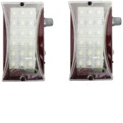 X-EON 18SMD-FIN Rechargeable Portable Emergency Light (Color Assorted) (Pack of 2)