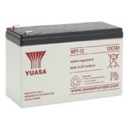 Batería para UPS-SAI 12v 7ah Yuasa NP7-12