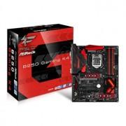 Asrock Fatal1ty B250 Gaming K4 Intel B250 LGA 1151 (Socket H4) ATX motherboard