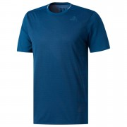 adidas Men's Supernova Running T-Shirt - Navy Blue - M - Navy