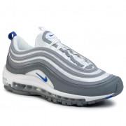 Обувки NIKE - Air Max 97 CK0896 100 White/Hyper Royal/Cool Grey