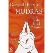 Mudras for Body, Mind and Spirit: The Handy Course in Yoga [With 68 Cards for Practice], Paperback