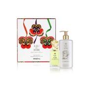 Sisley Eau du Soir - Sisley 100 ml EDP VAPO + bath & shower gel 250 ml gift set
