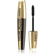 L'Oréal Paris Volume Million Lashes Extra Black máscara para alargar y densificar las pestañas tono Black 9 ml