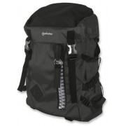 Manhattan 15.6 inch Zippack Notebook Backpack Colour:Black
