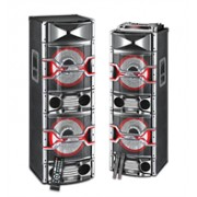 Audionic DJ-400 2.0 Bluetooth Speakers with FM